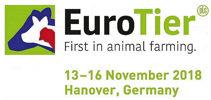 EuroTier, Allemagne 13 – 16 Novembre
