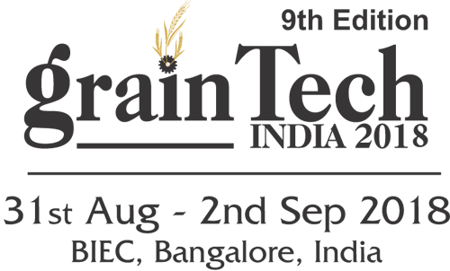 Grain Tech, Indien 31 August – 2 September
