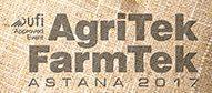 AĞAÇLI SİLO AGRITEK/FARMTEK KAZAKİSTAN FUARINDA