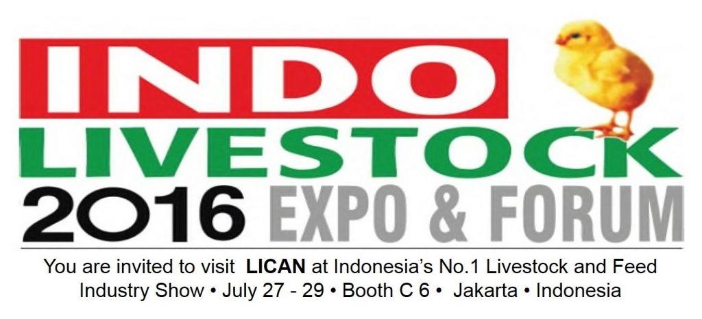 Ağaçlı Silo bei der Livestock  Messe Jakarta / Endonesien