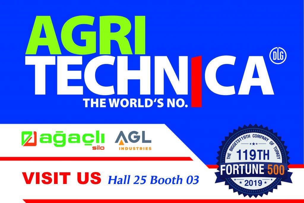 Германия Agritechnica 10-16 ноябрь