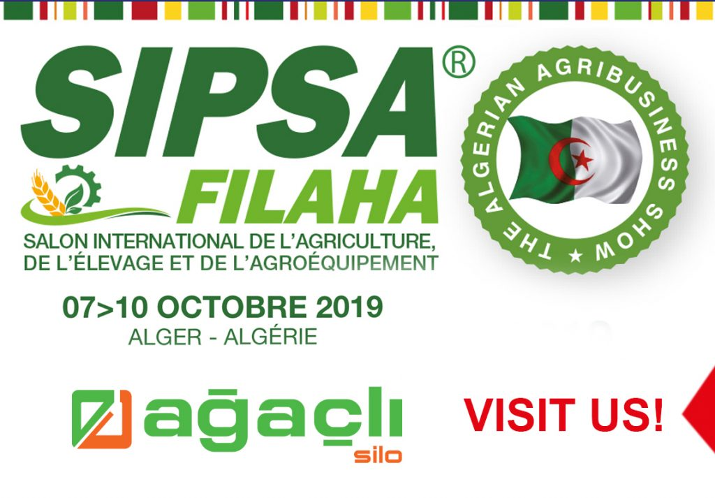 Cezayir SIPSA 07-10 Ekim